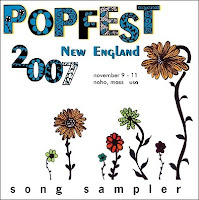 Popfest New England 2007 Sampler