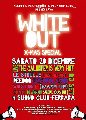 White Out Xmas Party