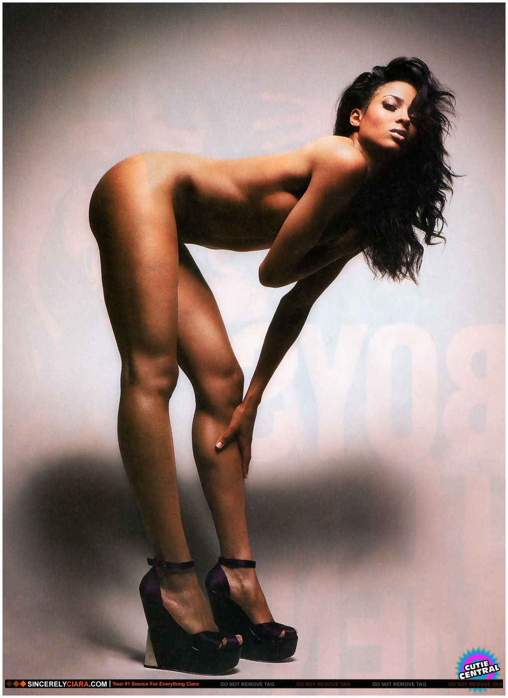 Your place Ciara nude are