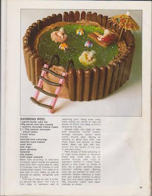 Childrens Cake Recipe Book