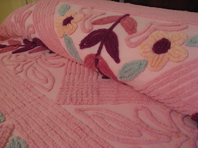 The Catnap Cottage Vintage Chenille Bedspreads