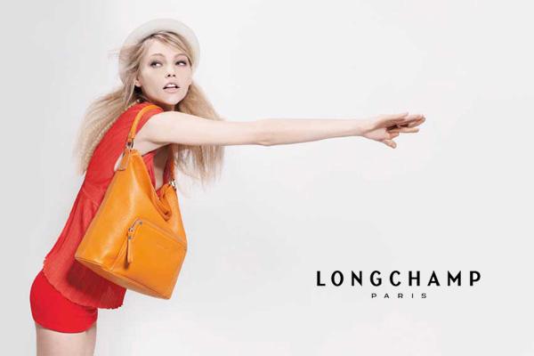 Longchamp SS 10: Саша.