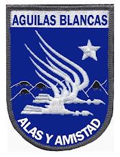 "Escarapela ""Aguilas Blancas"""