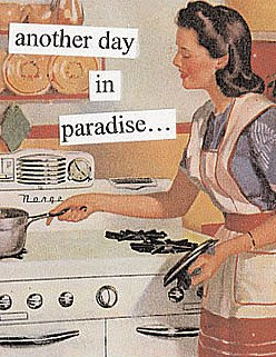 another day in paradise anne taintor