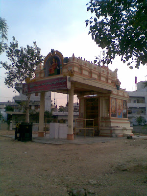 Durga temple alwynn colony miyapur