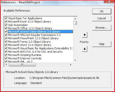 VBA Tips  Tricks How to update an Access Table using VBA