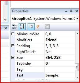 Dot Net Tips & Tricks , C# (C Sharp)Tips & Tricks: Frame Control in