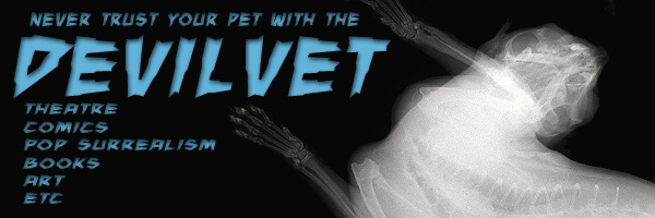 Never Trust Your Pet With the Devil Vet!