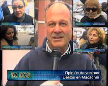 Vecinos de Macachín