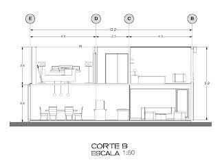 Monica carvajal detalle de planos arquitect nicos for Cortes arquitectonicos