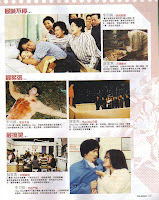 Kindred Spirit Is Re Airing Again And There This Article With Lee See Kei Nancy Sits Opinion About Various Moments In TVB Weekly 538 Pg 40 44
