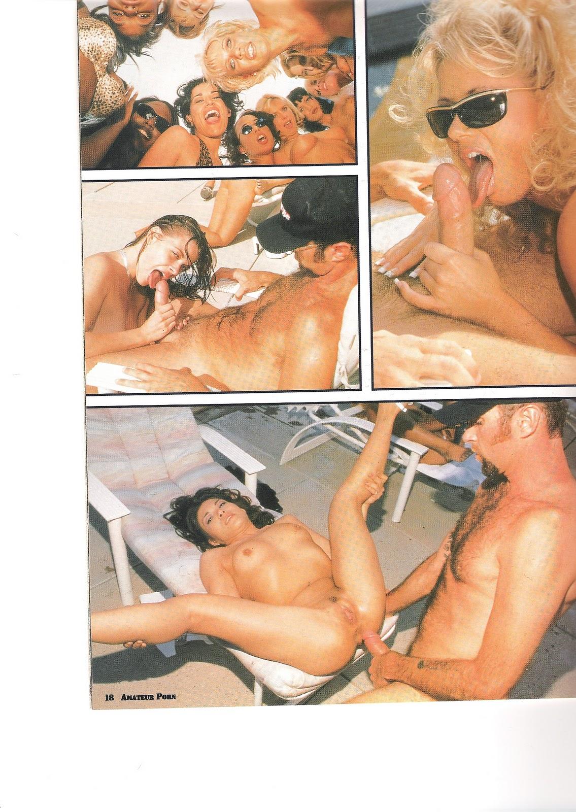 Carmen electra threesome sex tape