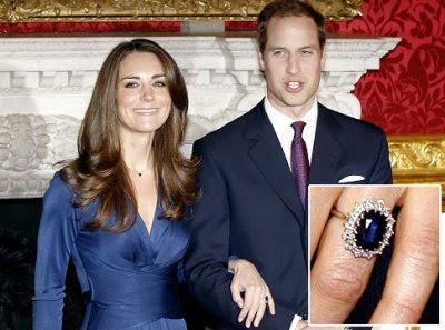 Kate Middleton Wears Princess Diana S Engagement Ring