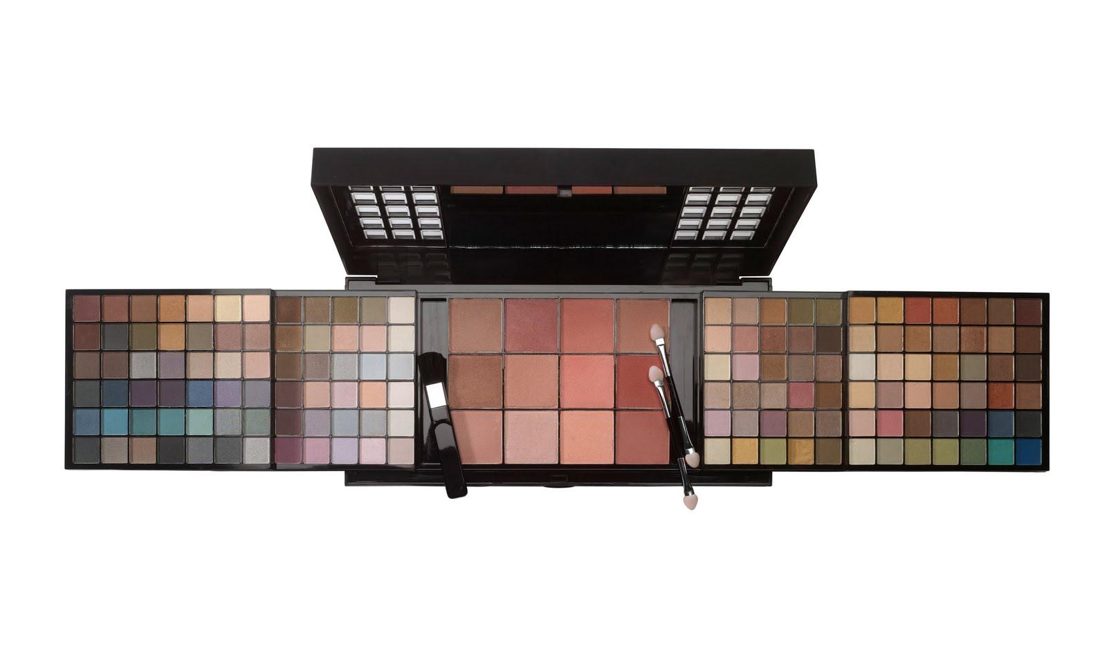 Lipgloss Break: Nordstrom Color Blockbuster Palette
