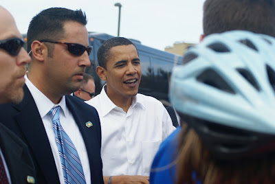 Site Blogspot  Pretty Bicycle Helmets on Barack Is Working His Way Towards Us  I M In The Blue Bike Helmet