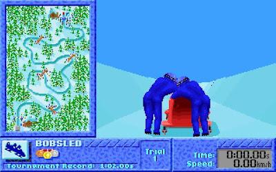 Winter Games 1991 | PC: Staré hry | Forum