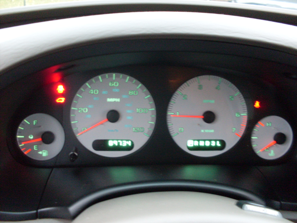 Picture on 2000 Lincoln Ls Climate Control System
