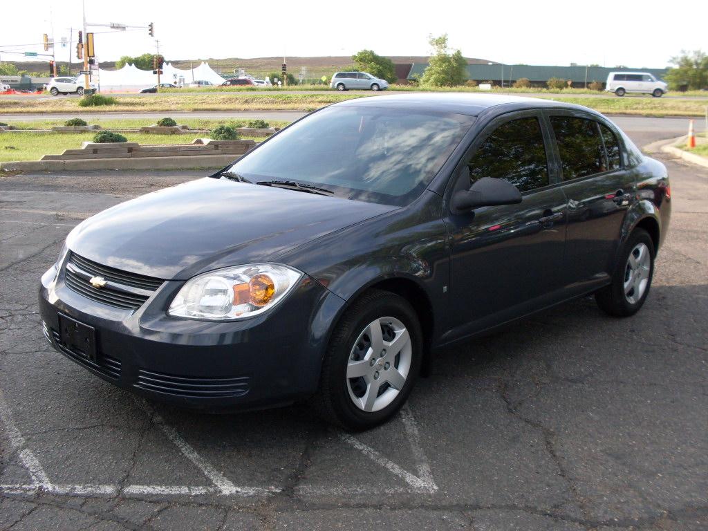 Cobalt chevy cobalt ls 2008 : Ride Auto: 2008 Chevy Cobalt LS