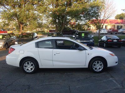 Ride Auto 2004 Saturn Ion Level 2 Coupe With 4 Door 2 2