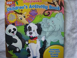 Keep An Eye Out At Your Local Walgreens For A Coloring Book Like The One Pictured Above It Contains 20 In Savings Following Coupons