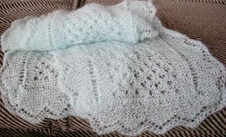 Orenburg shawl (IK2007)