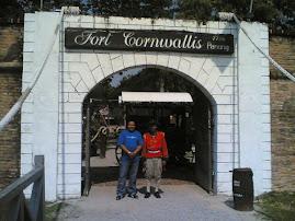 PENANG - FORT CORNWALIS