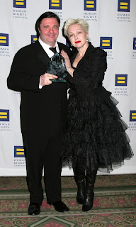 Cyndi Lauper, Nathan Lane, Heatherette, Amanda Lepore: Human Rights Campaigns Greater NY Gala Dinner