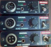 RADIO SELLER: Echo Chamber Daiwa ES-880 Japan( Used)