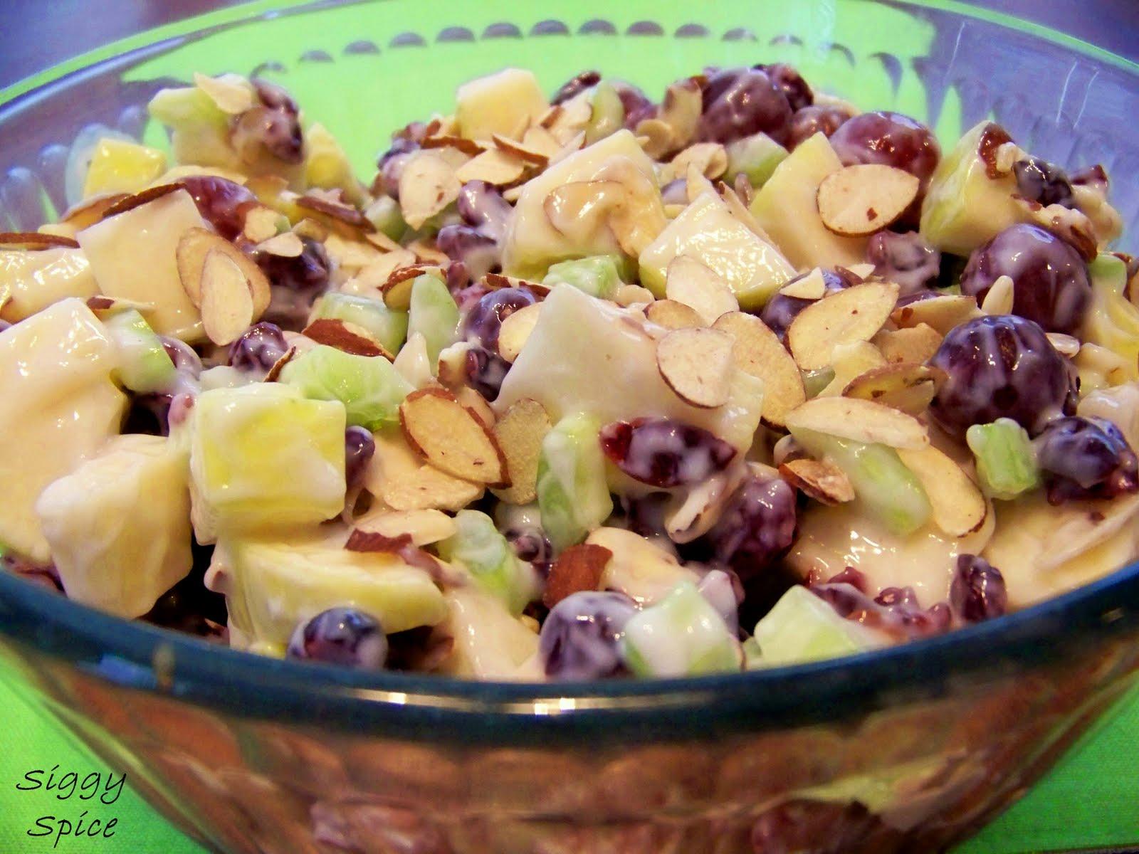 Waldorf Salad Recipe — Dishmaps