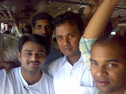 In mmts with Friends