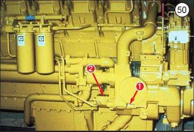 CAT Engine Course (Part 5) Lubrication System