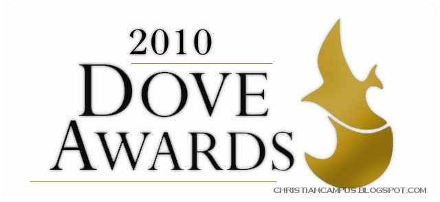 41st dove awards 2010 nominees