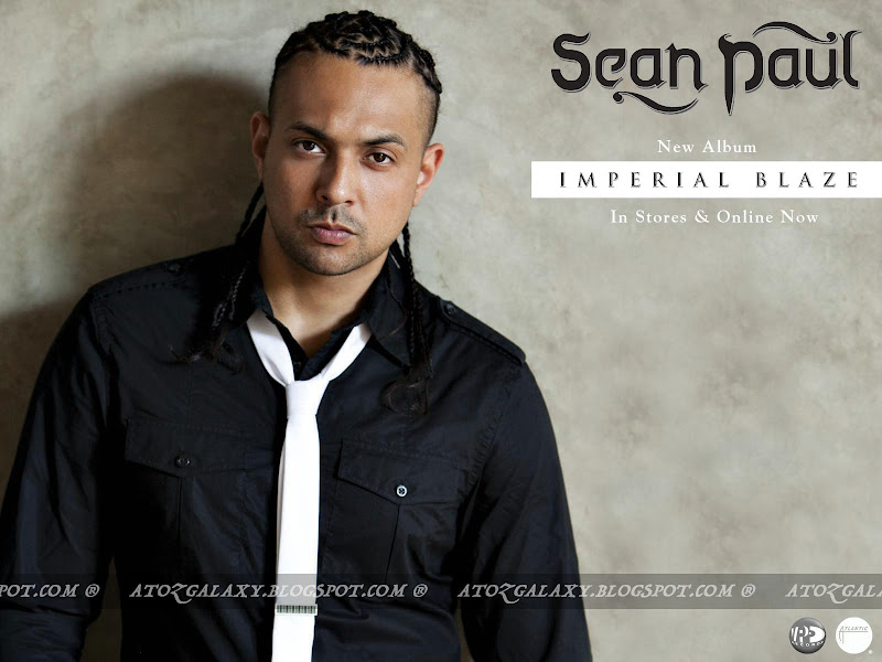 A to Z galaxy: Sean Paul - Imperial Blaze (2009) english ...