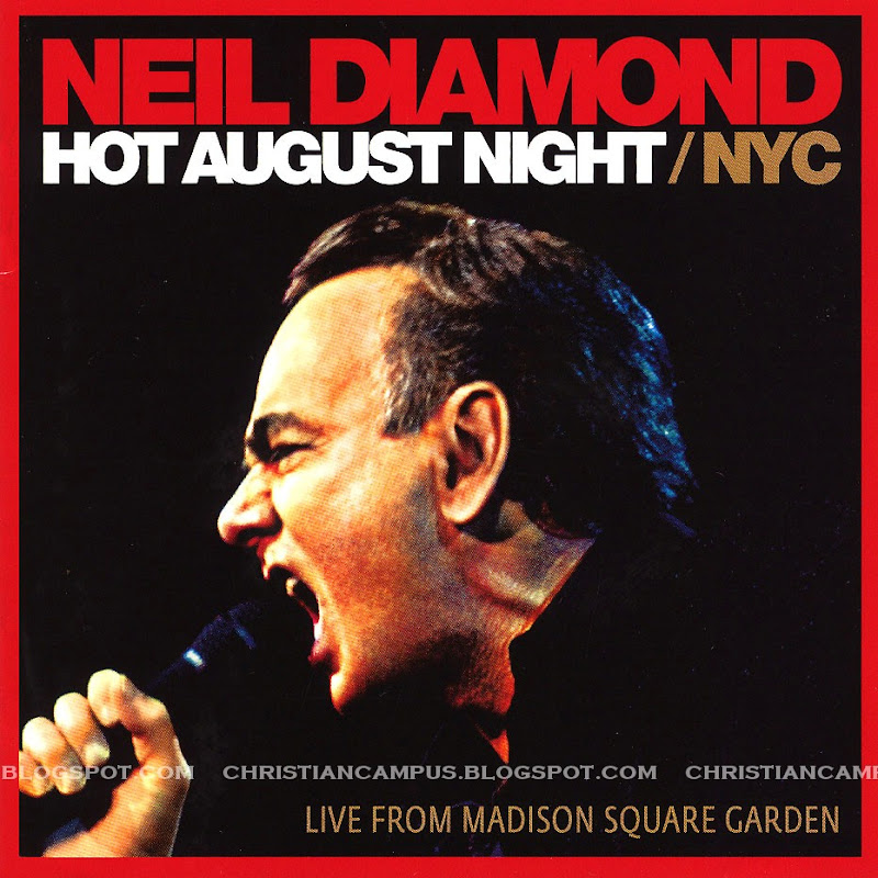 hot august night NYC