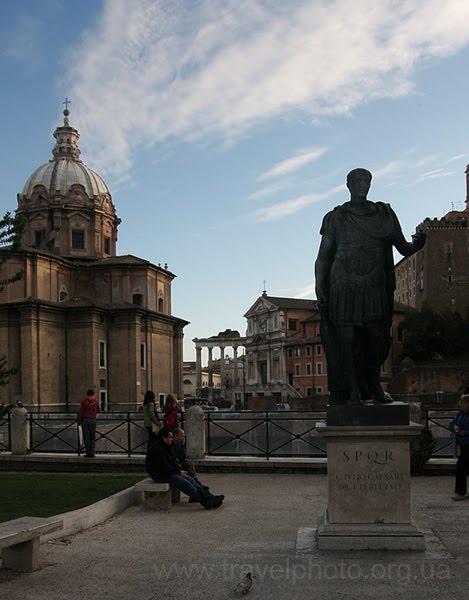 Фото Рима. Римский Форум