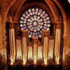 O Órgão da Catedral de Nôtre Dame