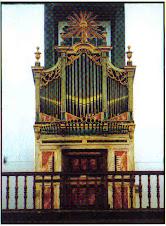O Órgão da Igreja Matriz do Santíssimo Salvador