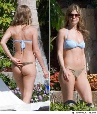 jennifer aniston naked video