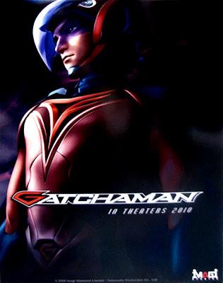 Gatchaman le film - Imagi Animation Studios