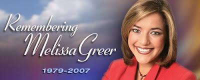 Remembering Melissa Greer