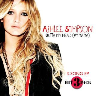 Ashlee Simpson - Outta My Head (Ay Ya Ya) [EP]