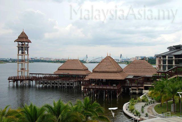 Waterfront Restaurant Putrajaya
