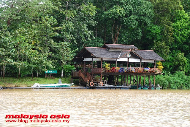 Lodges at Kinabatangan River