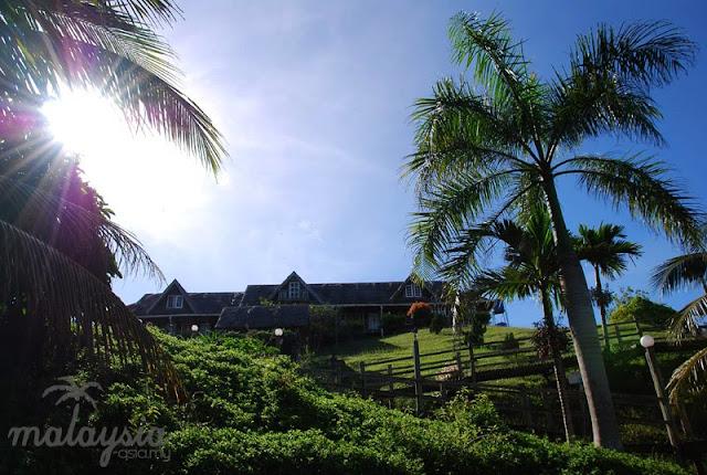 Sabah Tempurung Lodge