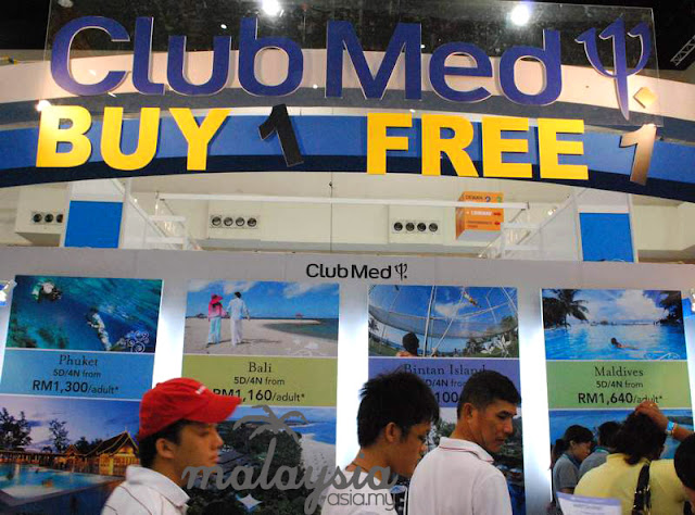 Travel Packages at Matta Fair