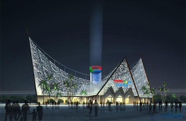 Shanghai World Expo Malaysia Pavilion