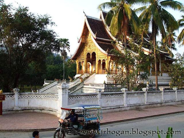 Grand Temple Luang Prabang