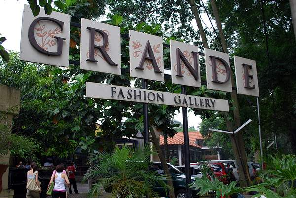 Grande Fashion Gallery Bandung