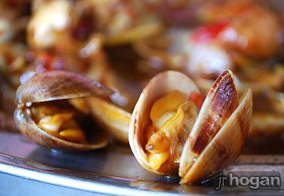 Malaysia lala clams