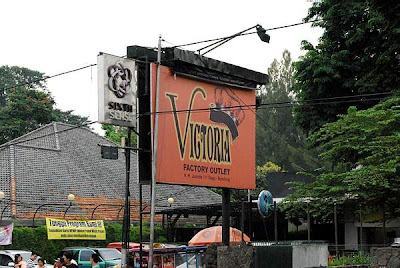 Bandung Victoria Factory Outlet